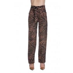RELISH - Pantalone animalier RDP2107009046 1199 BROCKEN