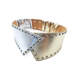 RELISH - Cintura con borchie RDP2108005011 1154 ALKIUT