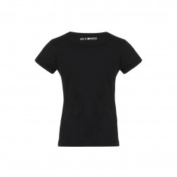 IMPERFECT - T-shirt con scritta IW21S20TG