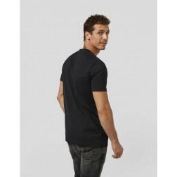 DONDUP - T-shirt regular US198 JF0283U ZL4 999