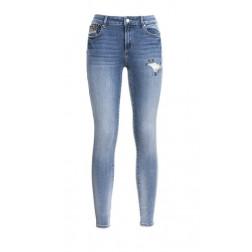 FRACOMINA - Jeans Vintage Wash FR21SJBELLA10 337