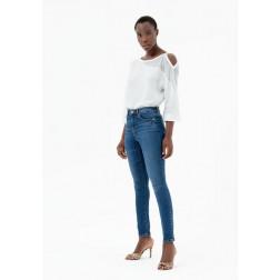 FRACOMINA - Jeans skinny stretch FR21SP2006 D40802 HELEN