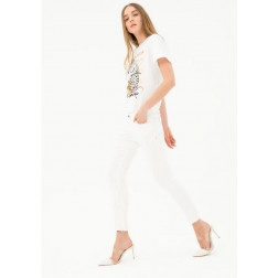 FRACOMINA - Pantalone skinny stretch FR21SP5011 D40801 278