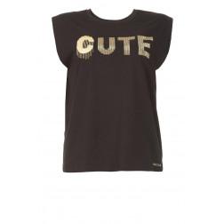KOCCA - T-shirt con spallina RAMA 00016