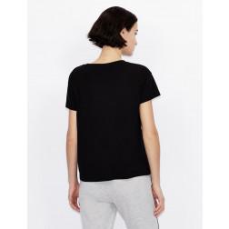 ARMANI EXCHANGE - T-shirt taglio boyfriend 3KYTGD YJG3Z 1200