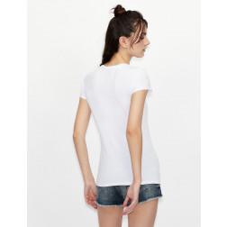 ARMANI EXCHANGE - T-shirt slim fit 3KYTGH YJ7G0 1000