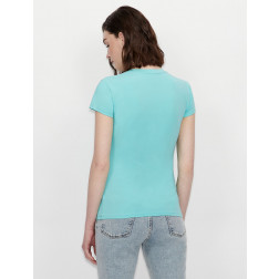 ARMANI EXCHANGE - T-shirt scollo a V 3KYTGW YJC7Z 1860