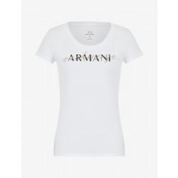ARMANI EXCHANGE - T-shirt collo tondo 3KYTGV YJ73Z 1000