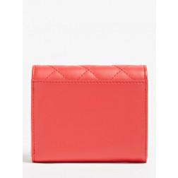 GUESS BORSE - Mini portafoglio Illy SWVG79 70430 RED
