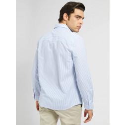 MARCIANO GUESS - Camicia a righe 1GH439 4377Z SA77