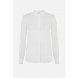 ELISABETTA FRANCHI - Camicia georgette CA32513E2 360