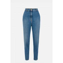 ELISABETTA FRANCHI - Jeans ricamo PJ98D11E2 192