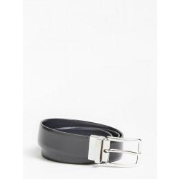 MARCIANO GUESS - Cintura reversibile 1GH906 1988Z JBLK