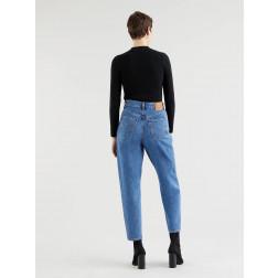 LEVIS - Jeans vita alta ballon 17847-0004