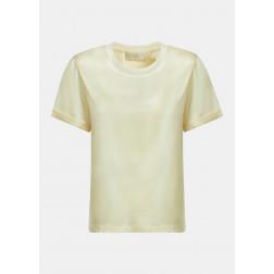 GUESS - T-shirt in misto seta W1YH0C WE0Z0 G012