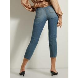 GUESS - Jeans crop W1YAB8 R49T2 BUMO