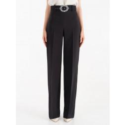 RINASCIMENTO - Pantalone cintura gioiello CFC0018009002
