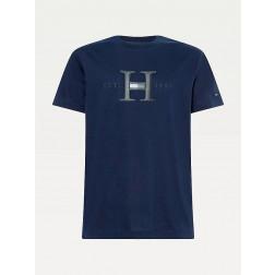TOMMY HILFIGER - T/shirt logo MW0MW18732 DW5