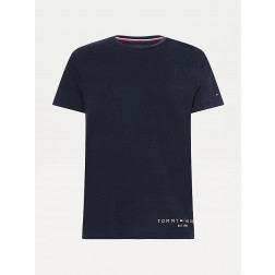 TOMMY HILFIGER - T/shirt cotone biologico MW0MW18734 DW5