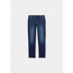 LIU JO JEANS - Jeans con strass UF1006 D4615 78216