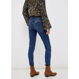 LIU JO JEANS - Jeans vita alta UF1013 D4448 78220