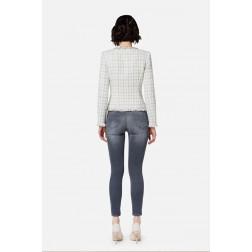 ELISABETTA FRANCHI - Jeans skinny PJ24S16E2 044