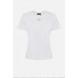 ELISABETTA FRANCHI - T/shirt oblo MA26N16E2 270