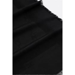 ELISABETTA FRANCHI - Sciarpa jaquard SC02F16E2 110