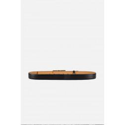 ELISABETTA FRANCHI - Cintura logo CT13S16E 110