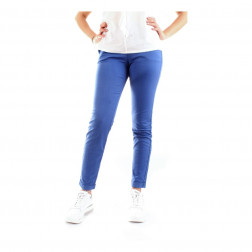 FRACOMINA - Pantalone a sigaretta con risvolti Art. FR20SPC128 192