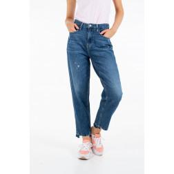 GUESS - Jeans boyfriend stone wash used Art. W01A53 D3Y02 OCDR