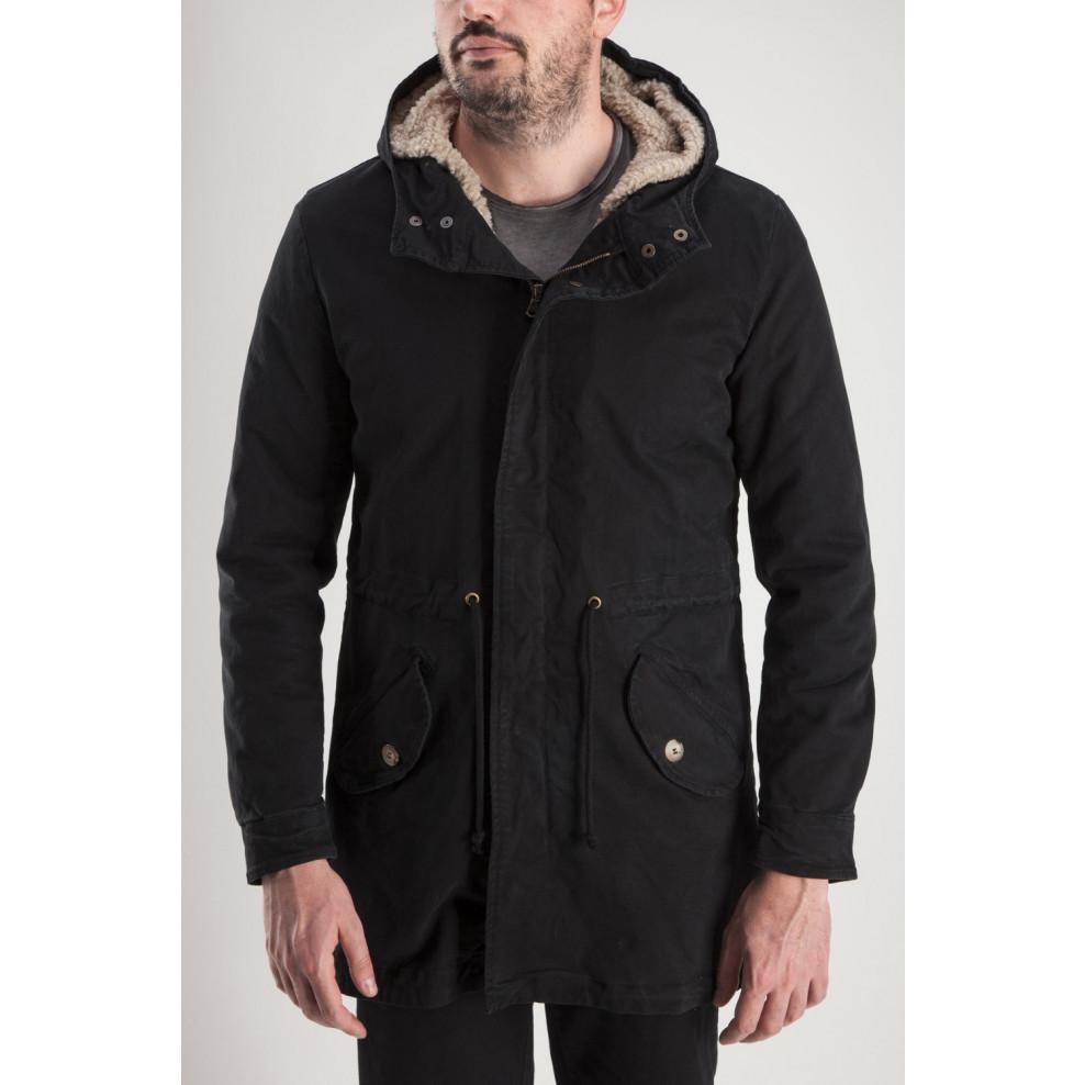 brand new 20faa 599cf CENSURED - Parka con pelliccia interna - Jackets - Outerwear ...