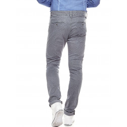 GUESS - Pantalone superskinny grigio