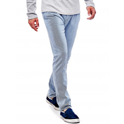 GUESS - Pantalone superskinny in cotone
