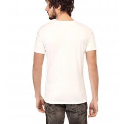 GUESS - T-shirt cotone stretch