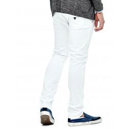GUESS - Pantalone superskinny in denim di cotone